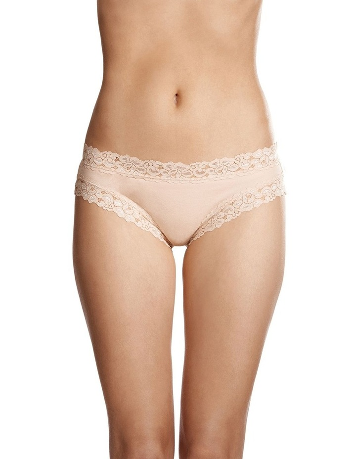 'Parisienne' Cotton Bikini W8119D image 2