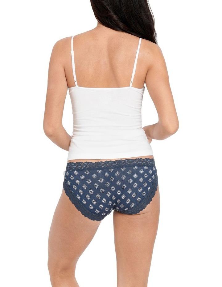Parisienne Cotton Bikini Brief WZJM image 3