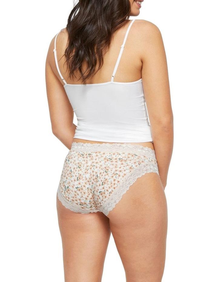 Parisienne Cotton Bikini Brief image 3