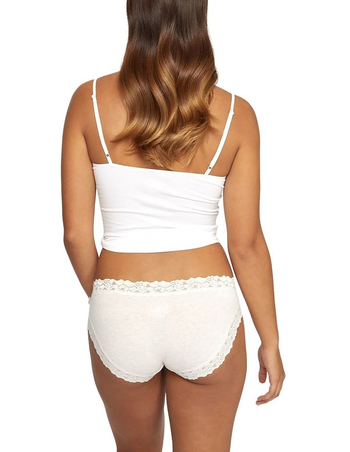 Parisienne Cotton Marle Bikini WWJ7 image 3