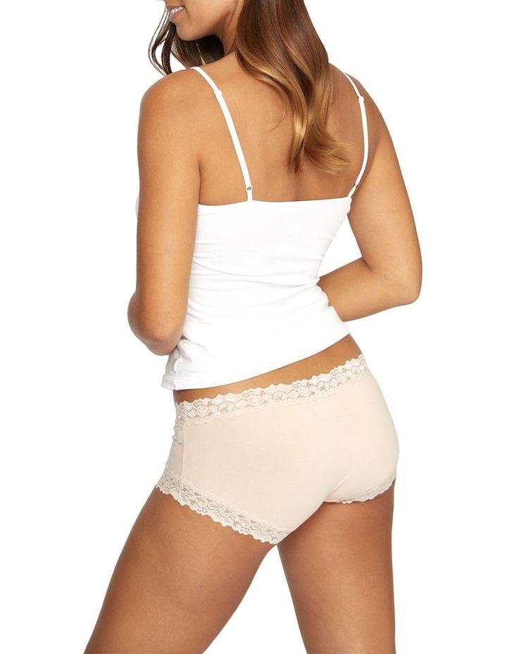 'Parisienne' Cotton Boyleg W8120D image 5