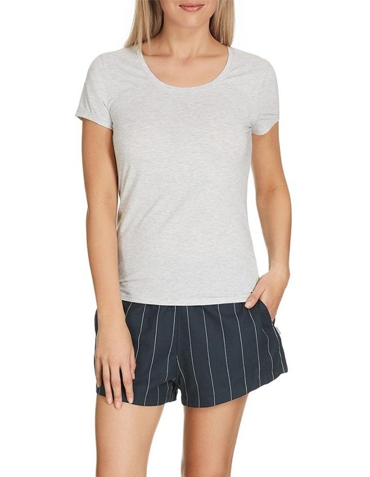 Weekender Short Sleeve Jersey Top image 3