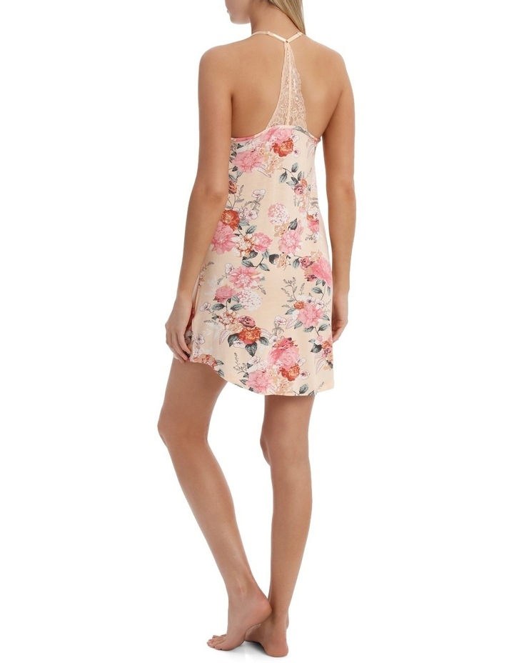 'Rosy Outlook' Floral Chemise RCROCE image 2
