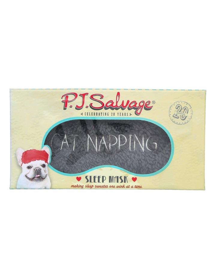 PJ Salvage 'Sleep Masks' Cat Napping REE3 image 1