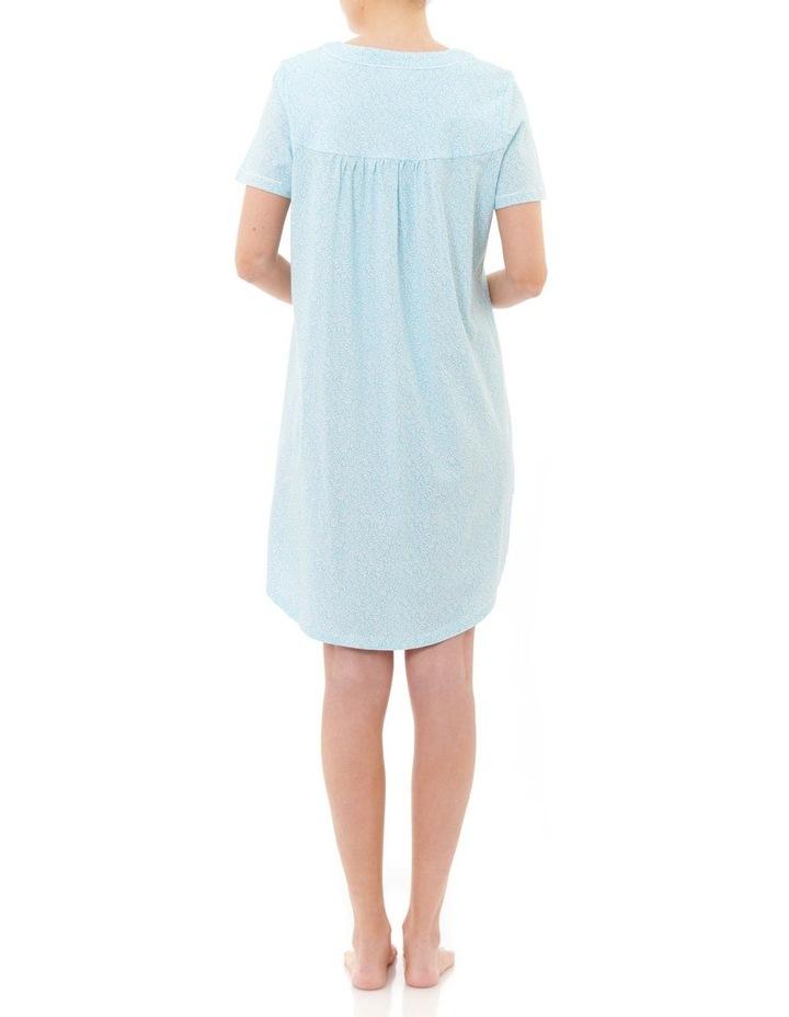 Natalie' Short Sleeve Short Nightie 4LP35N image 2