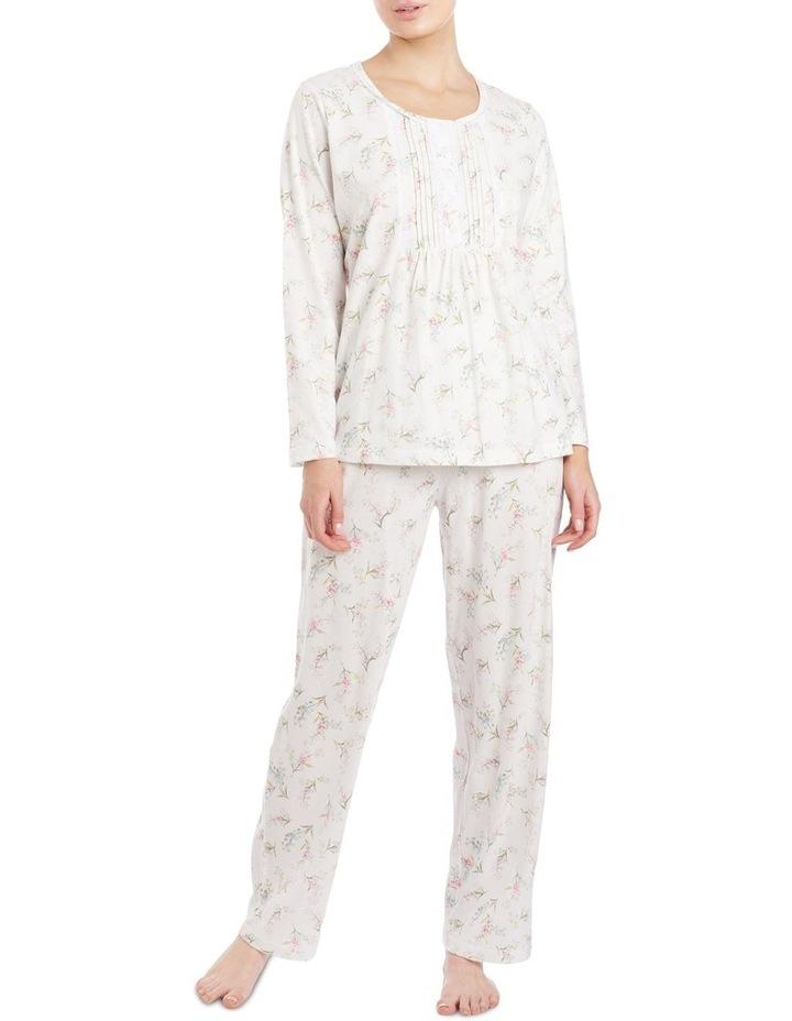 'Chrissy' Long Pyjama 9LP74C image 1