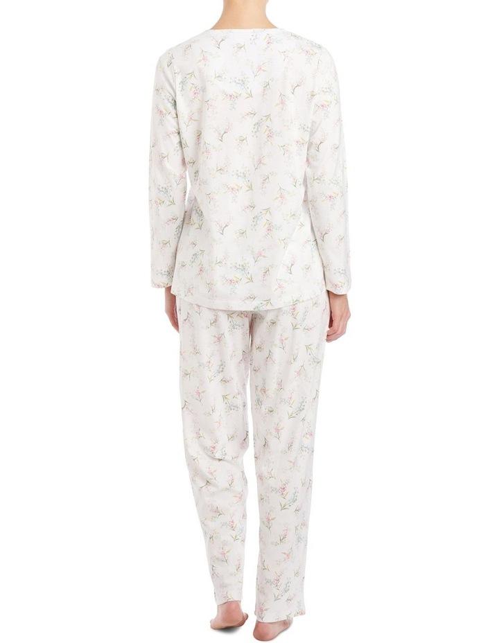 'Chrissy' Long Pyjama 9LP74C image 2