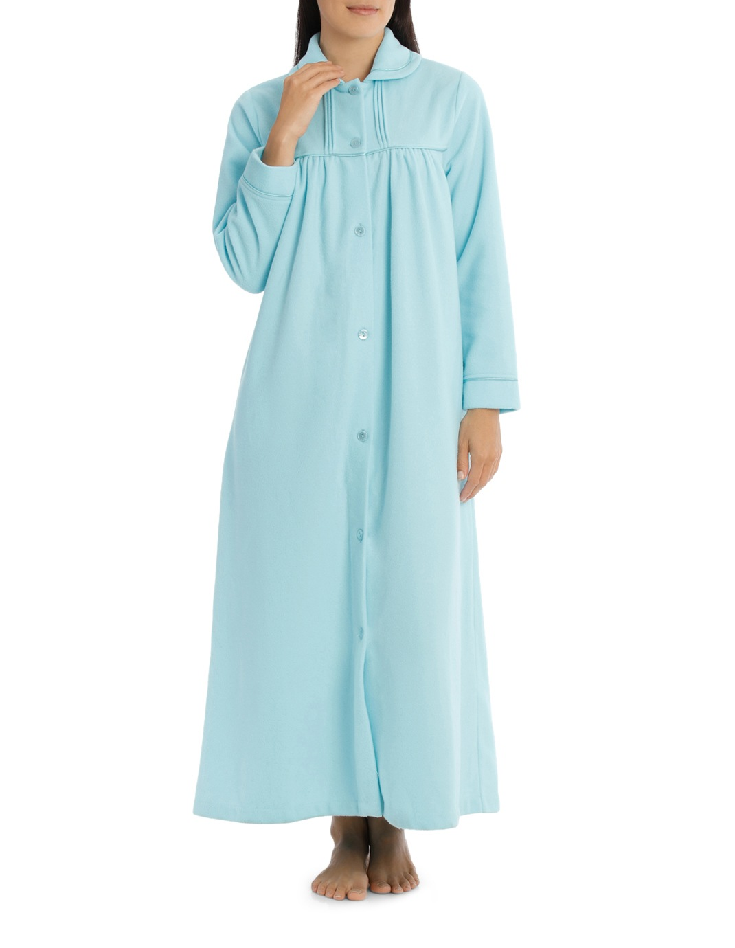 Givoni | \'Highpile\' Long Button Up Gown 7GB81 | Myer Online
