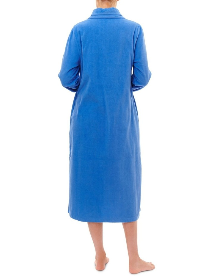 Highpile Midlength Zip Gown 3GB98 image 2