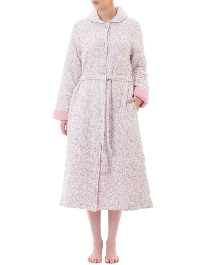 Mae Midlength Button Gown image 1