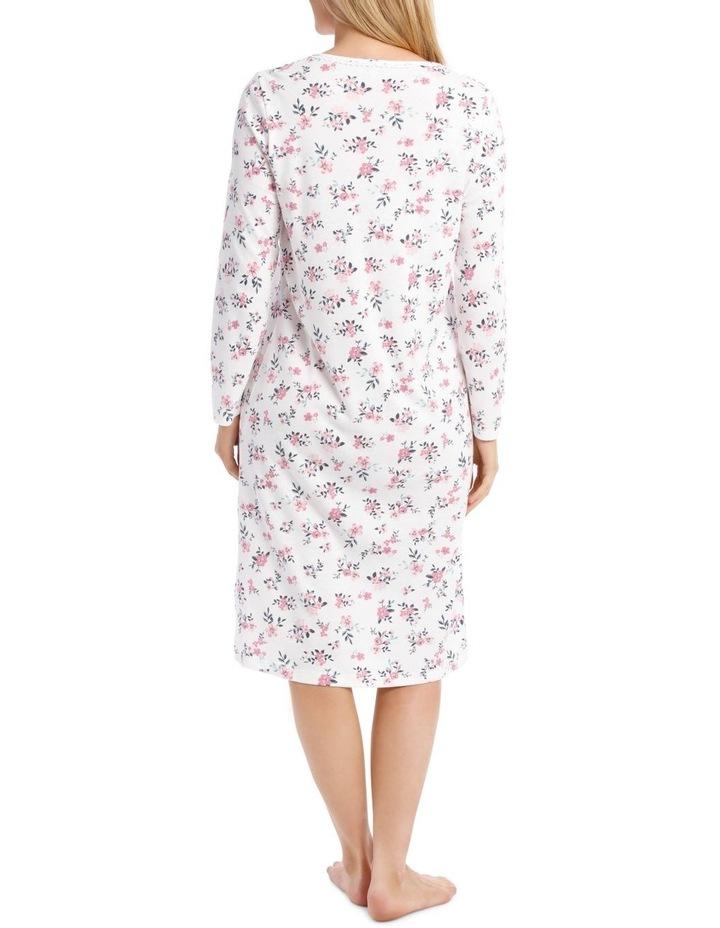 Blanche Long Sleeve Nightie image 2