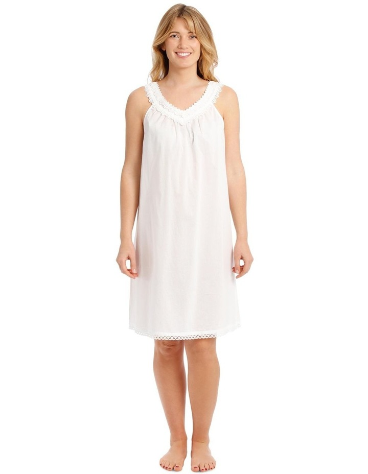 Covent Garden Woven Sleeveless Nightie by Harper & Grace