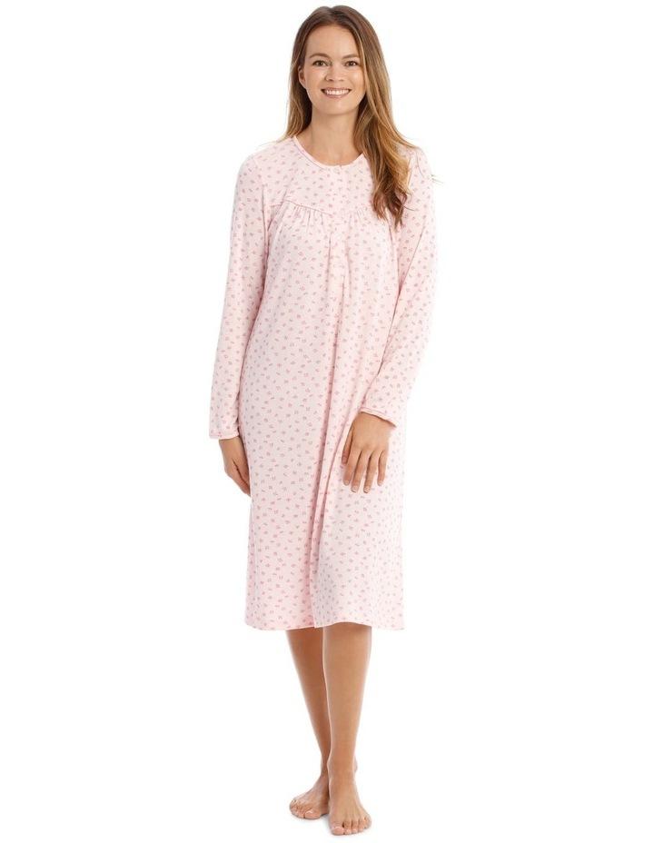 Hampshire Long-Sleeve Knit Nightie image 1