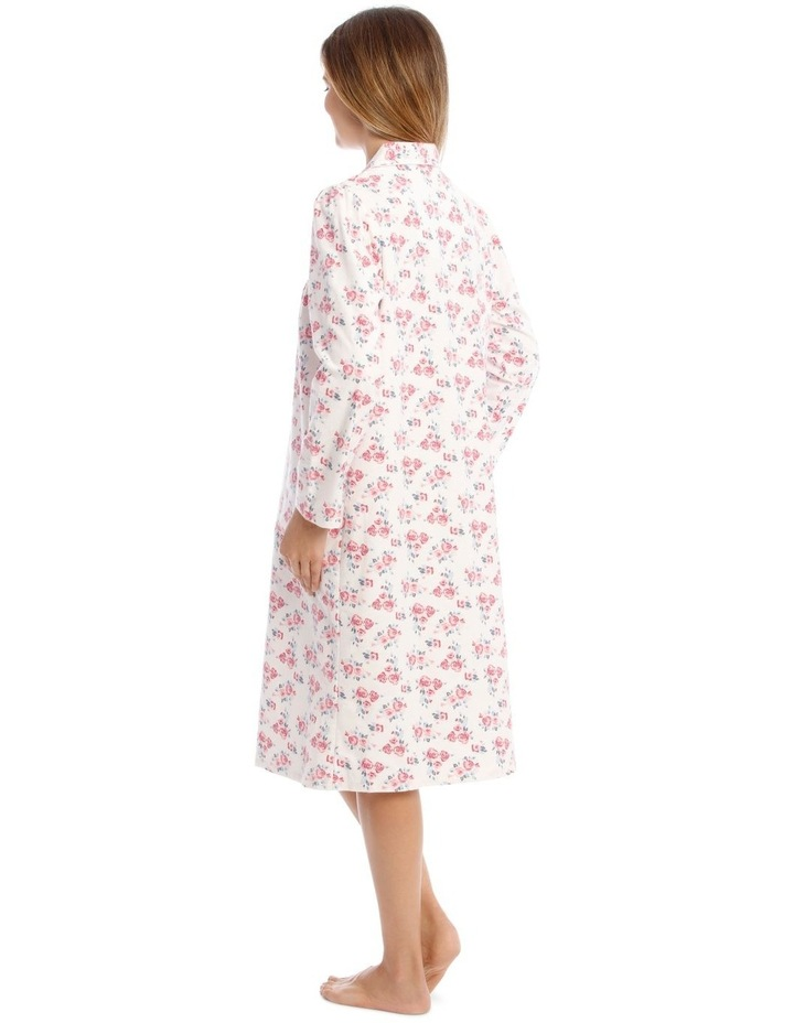 Hampshire Long-Sleeve Woven Flannel Nightie image 2