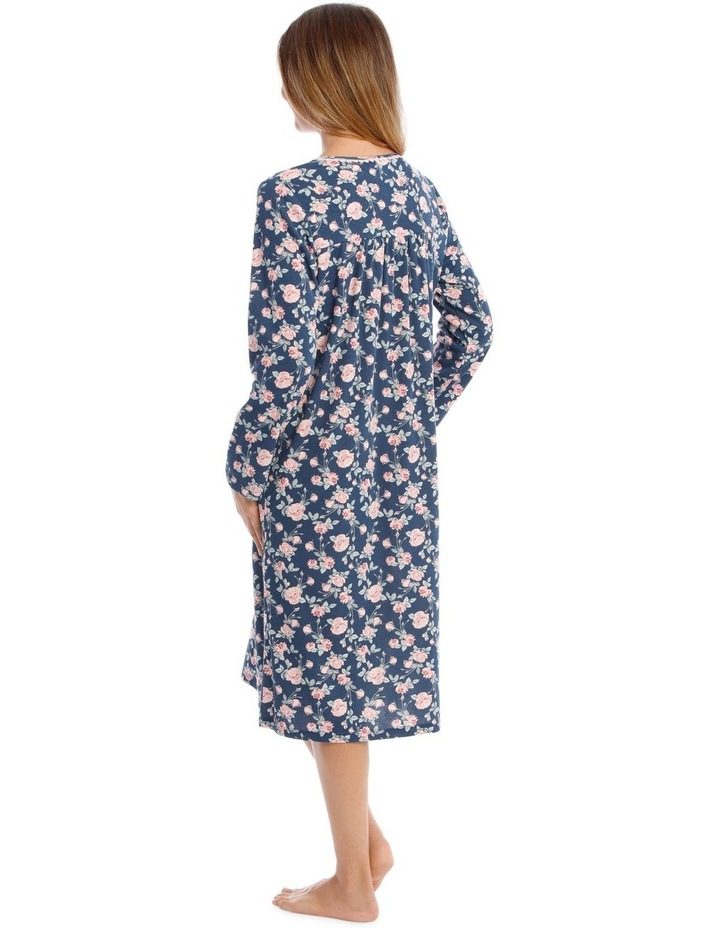 Hampshire Long-Sleeve Knit Nightie image 2