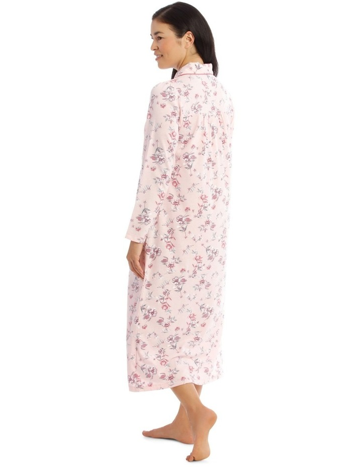 Downtown Manor Long-Sleeve Midi Nightie image 3