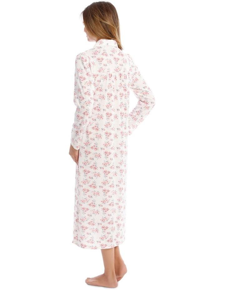Downton Manor Long-Sleeve Knit Nightie image 2