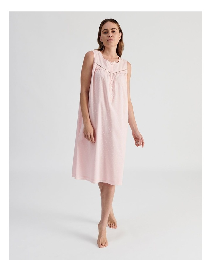 Woven Sleeveless Nightie image 1