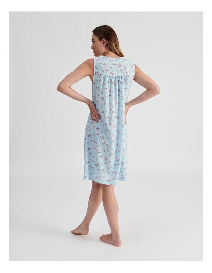 Knit Short Length Nightie image 2