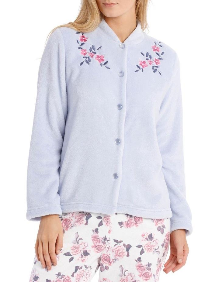 Blanche Fleece Bed Jacket image 1