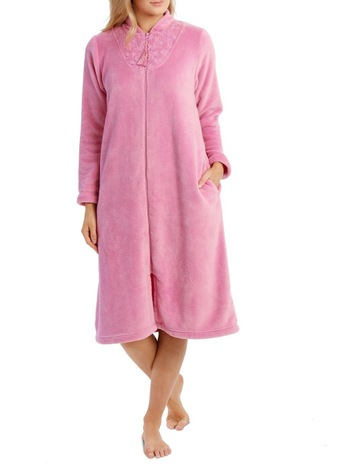 36ec10c42c Harper   GraceH G Floating Lilies Mid-Length Zip Robe SHGW19015. Harper    Grace H G Floating Lilies Mid-Length Zip Robe SHGW19015