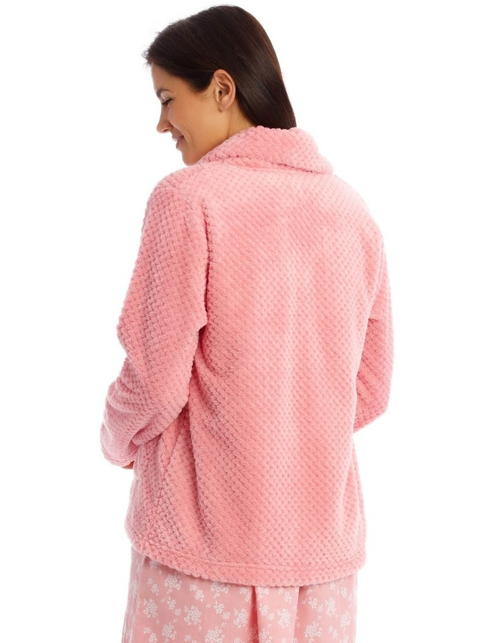 Abbey Garden Fleece Long Sleeve Bed Jacket image 2