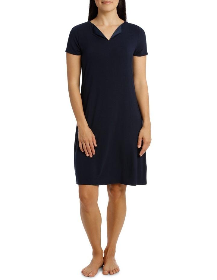 Basics Short Sleeve Nightie STNS19018 image 1