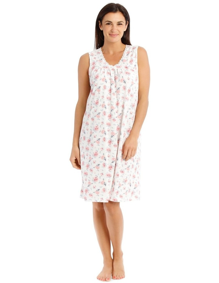 Covent Garden Knit Sleeveless Nightie image 1