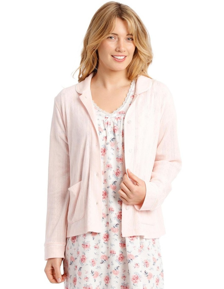 Covent Garden Knit Bed Jacket image 1