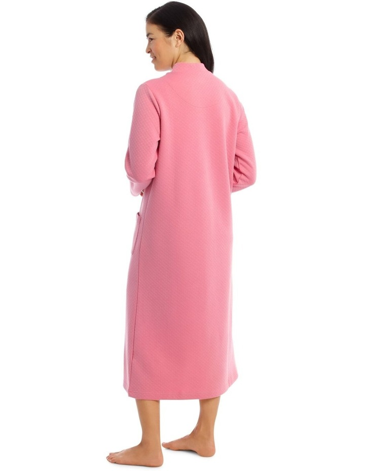 Downton Manor Long-Sleeve Knit Robe image 3