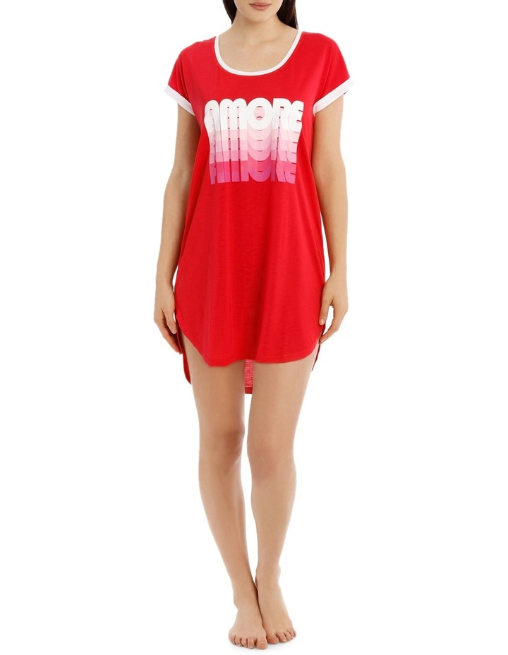 Amore Oversized Tee SMSS19001 image 1