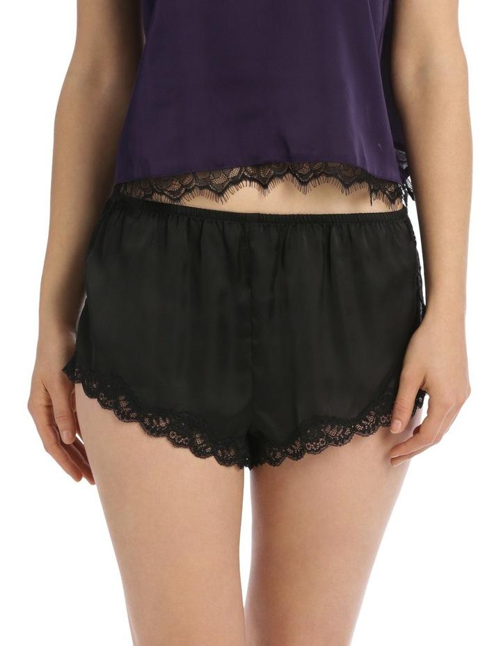 Sleepwear Eyelash Short Black SWCS19005 image 1