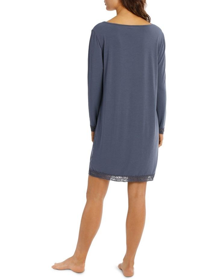 Skyler Long Sleeve Nightie SSOW18028 image 2