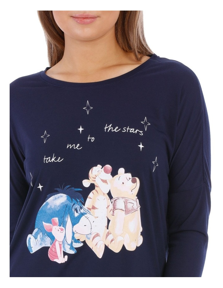 Winnie The Pooh Long Sleeve Nightie image 3