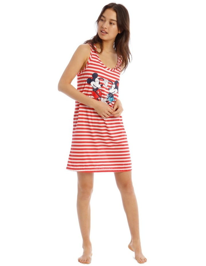 Mickey and Minnie Knit Racerback Nightie image 1