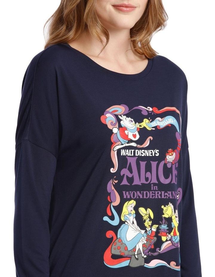 Princesses Knit Long Sleeve Nightie image 3