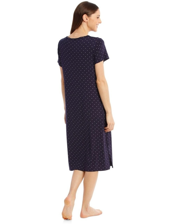 Core Mid Length Short Sleeve Nightie image 2