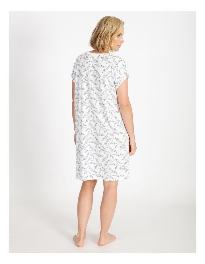 Cotton Modal Boxy Nightie image 2