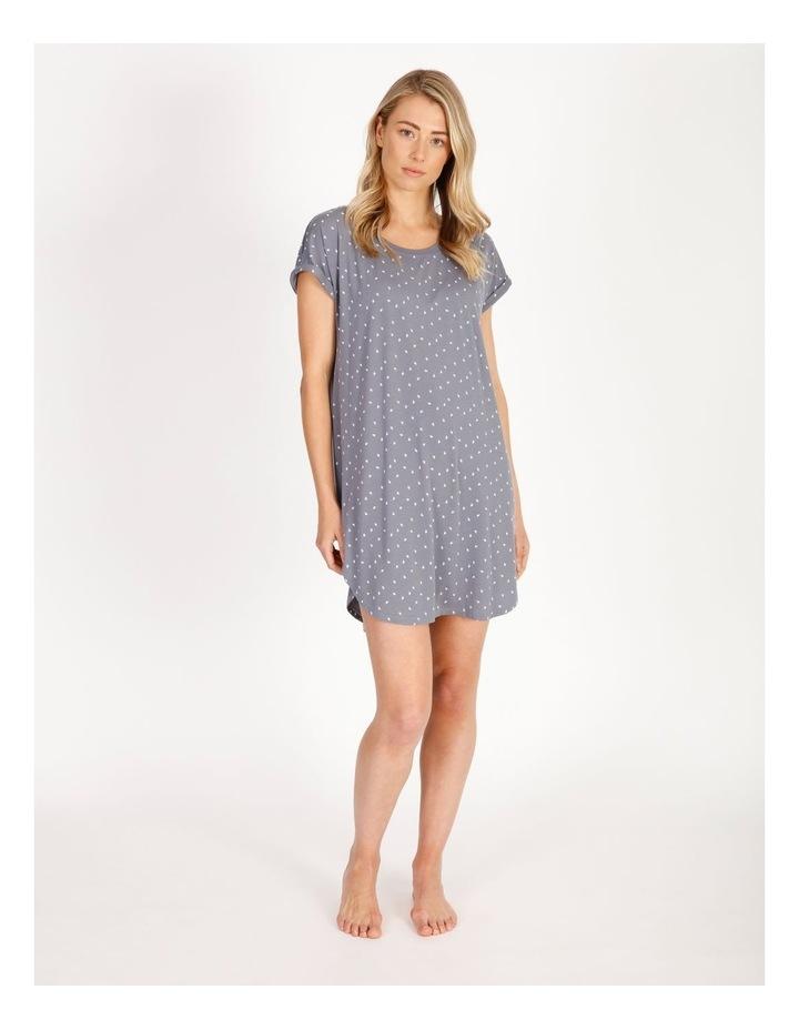 Core Short-Sleeve Knit Nightie image 1