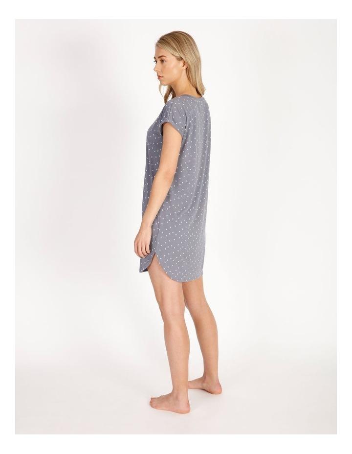 Core Short-Sleeve Knit Nightie image 2