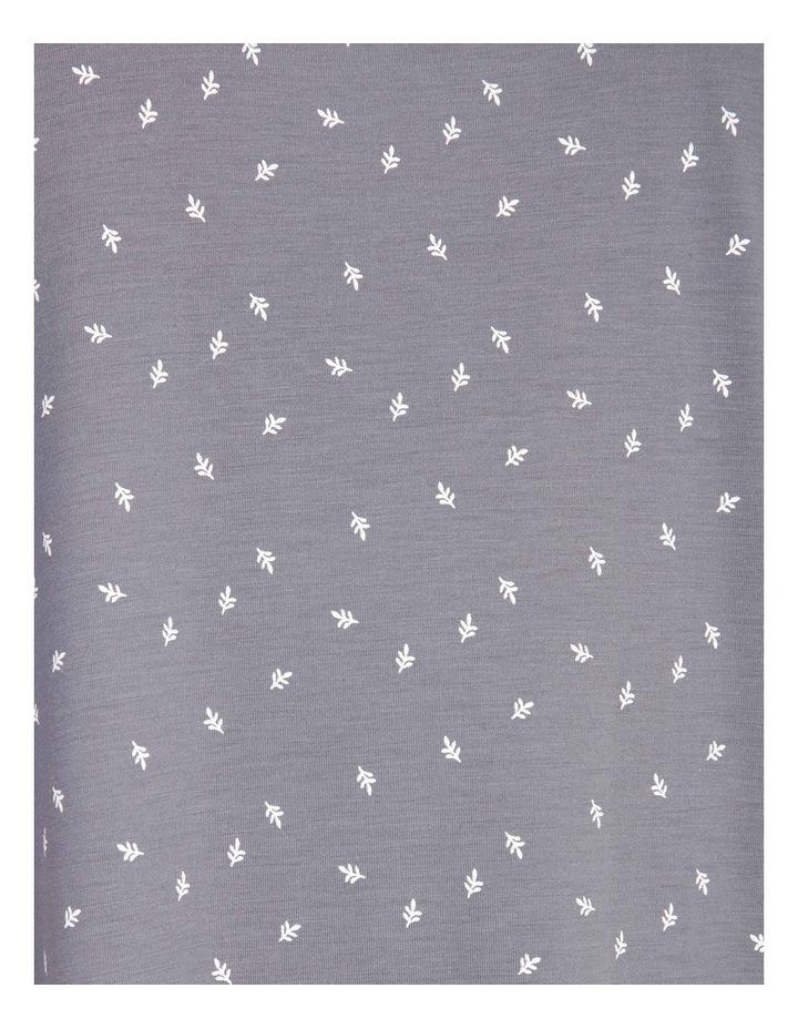 Core Short-Sleeve Knit Nightie image 4
