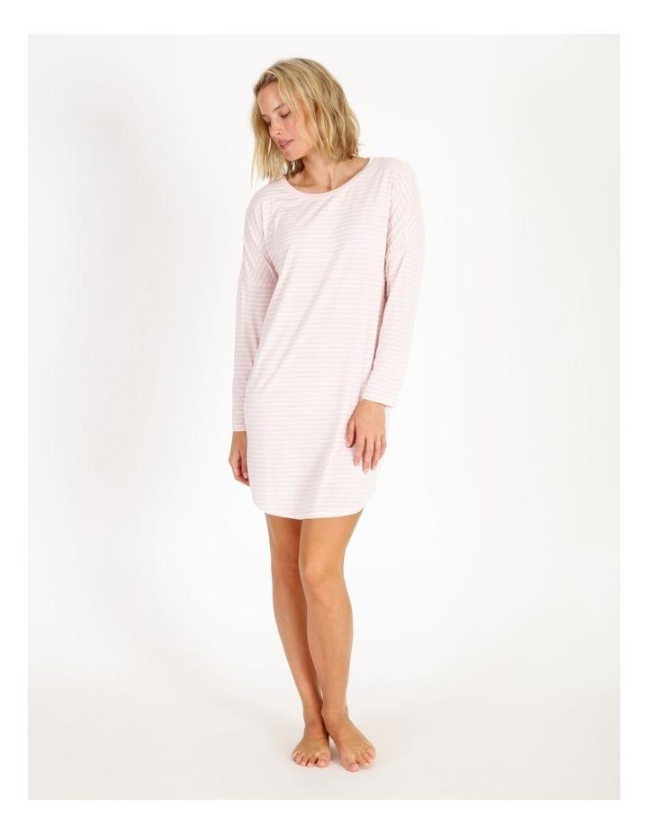 Core Long-Sleeve Knit Nightie image 1