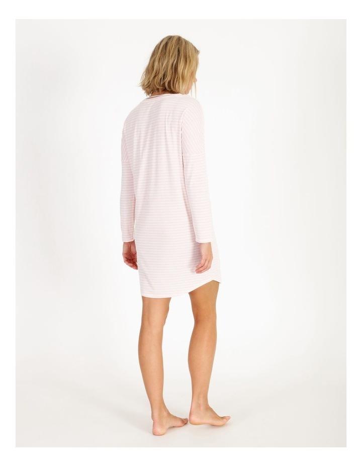 Core Long-Sleeve Knit Nightie image 2