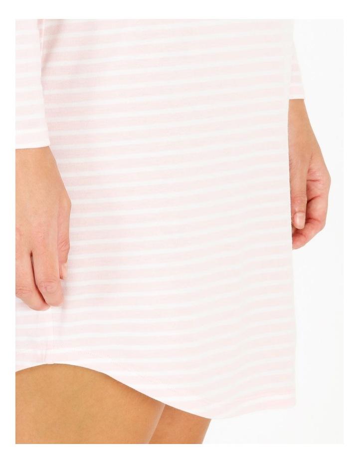 Core Long-Sleeve Knit Nightie image 3