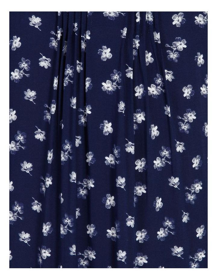 Woven Short Sleeve Nightie image 4