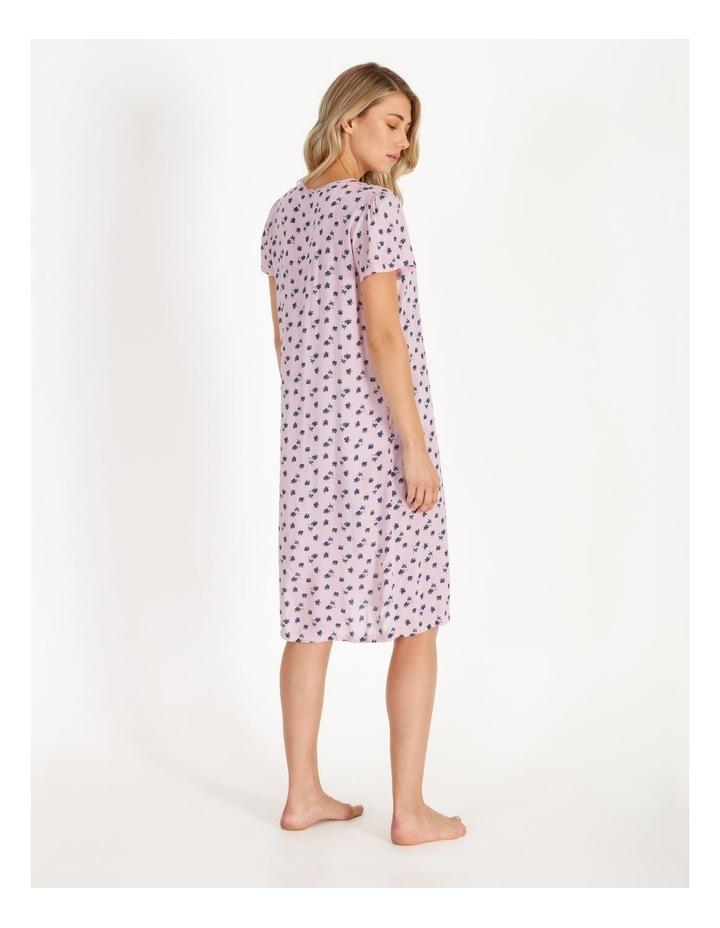 Woven Short Sleeved Nightie image 2