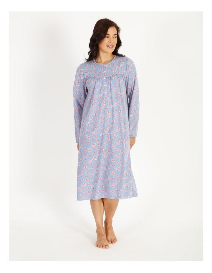 Knit Mid Length Nightie image 1