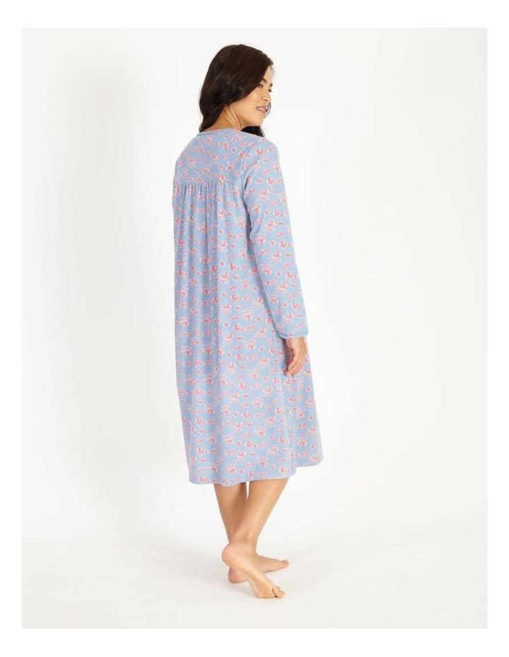 Knit Mid Length Nightie image 2