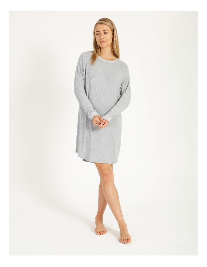 Core Knit Brushed Long Sleeve  Nightie image 1