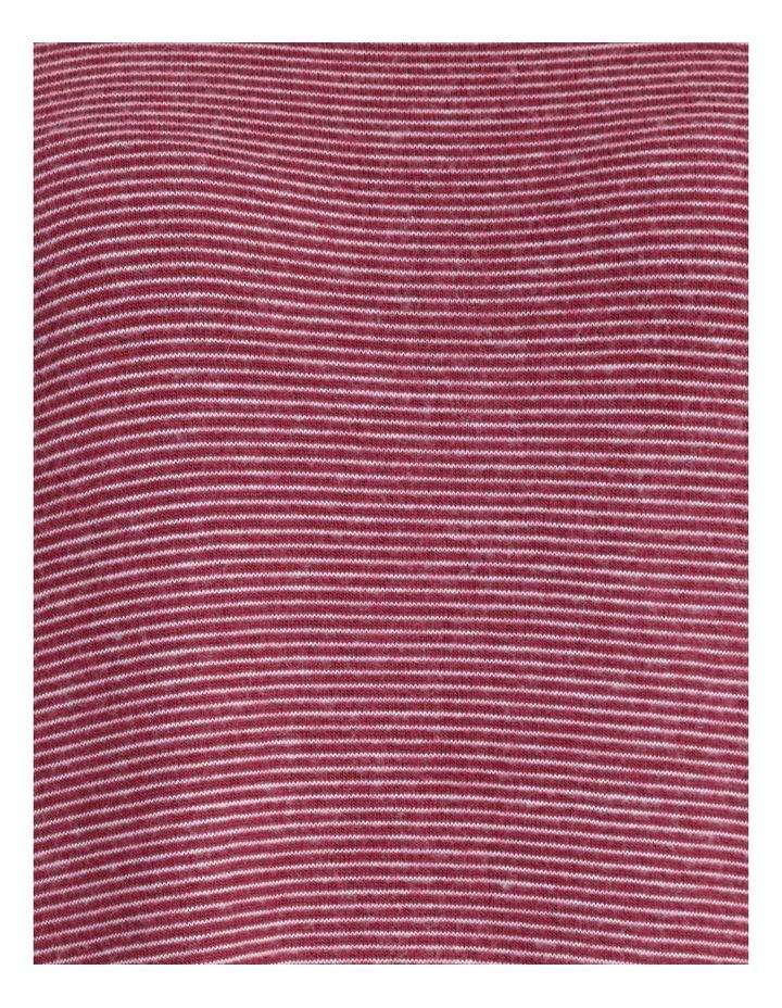 Core Knit Brushed Long Sleeve Nightie image 5